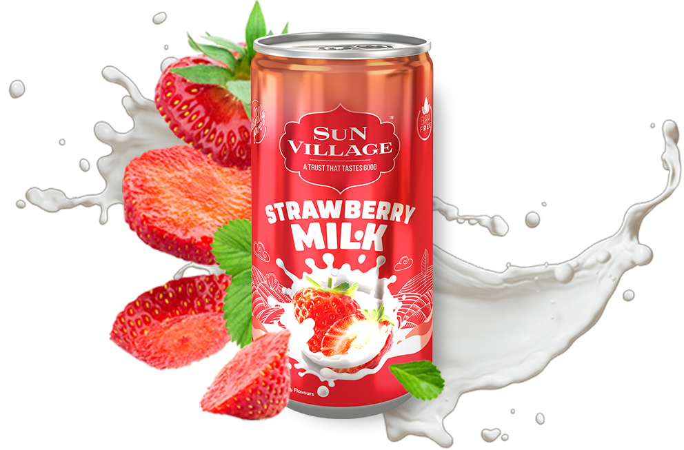 Stawberry Milk