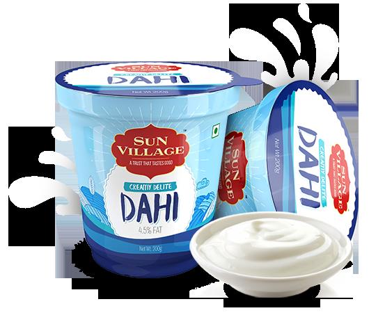 Dahi product